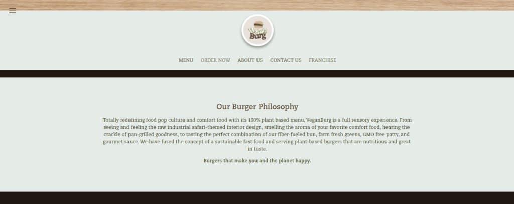 Vegan Burger Top Healthy Food Restaurants In Singapore