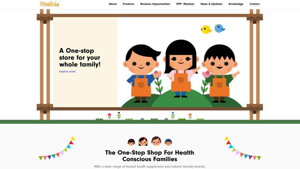 Vita Kids Top Organic Food Markets In Singapore