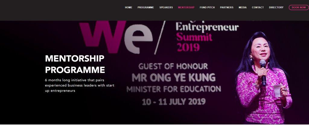 We summit Top Mentorship Programmes in Singapore