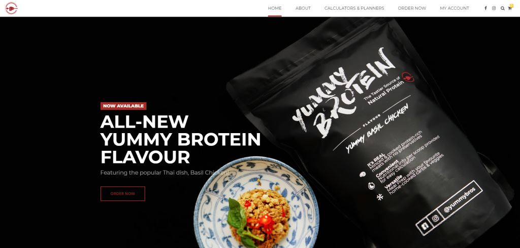 Yummy Bros Top Food Delivery Services in Singapore