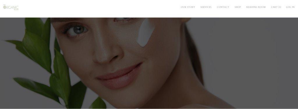 the Organic Room Top Facial Spas in Singapore