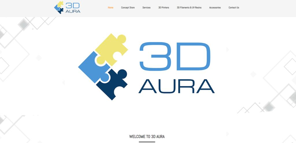 3D Aura Top 3D Printing Services Singapore