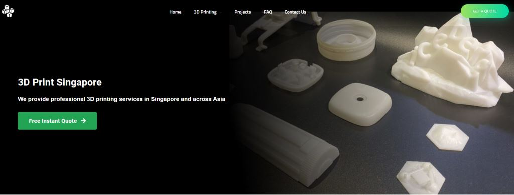 3D Print Singapore Top 3D Printing Services Singapore