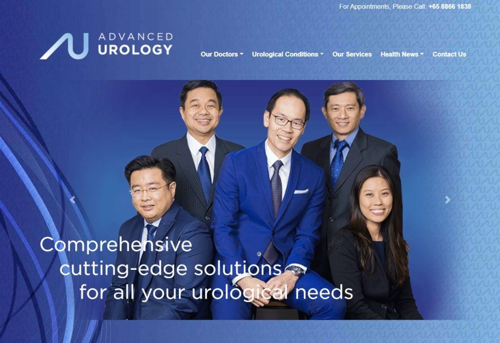 Advanced Urology Top Urologists in Singapore
