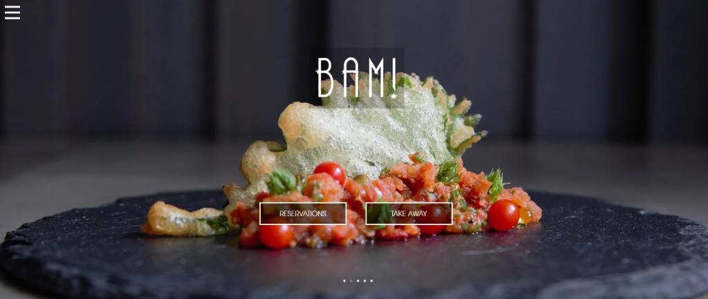 BAM Top Michelin Featured Restaurants in Singapore