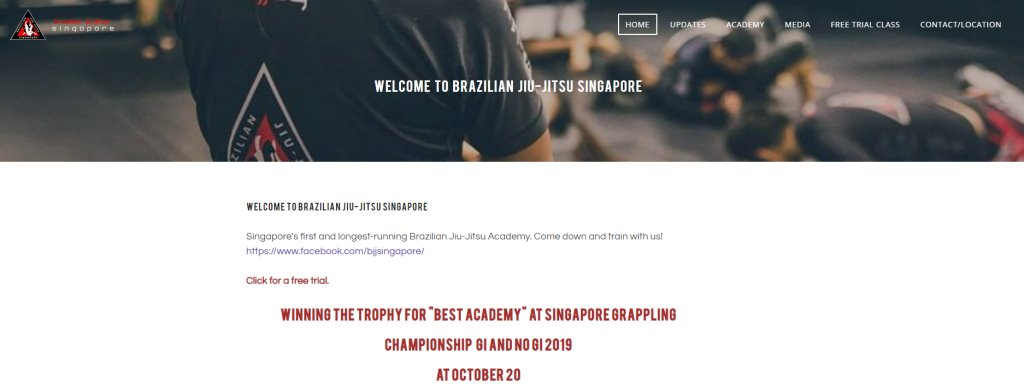 BJJSIN Top Judo Gyms and Classes in Singapore