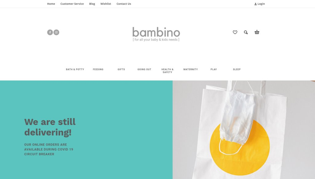 Bambino Top Online Toy Retailers in Singapore