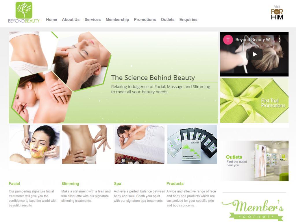 Beyond Beauty Top Body Scrub Spas in Singapore