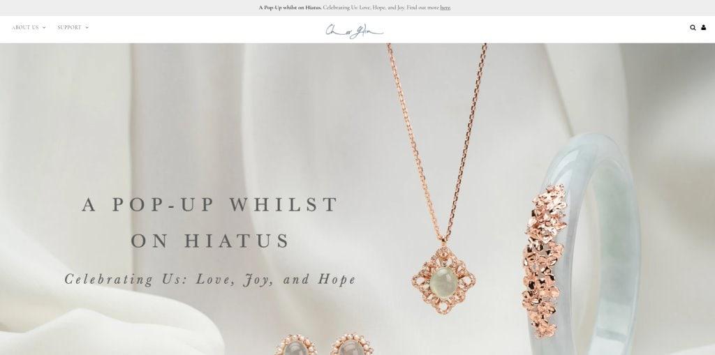 Chooyilin Top Custom Jewellery Stores in Singapore