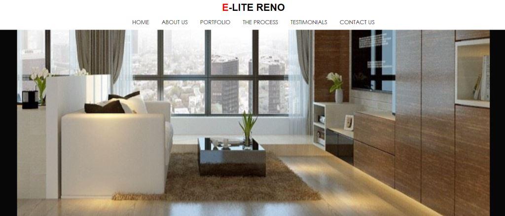 E-lite Reno Top Toilet Renovation Services in Singapore