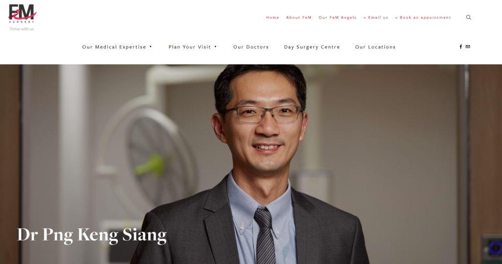 FemSurgery Top Urologists in Singapore