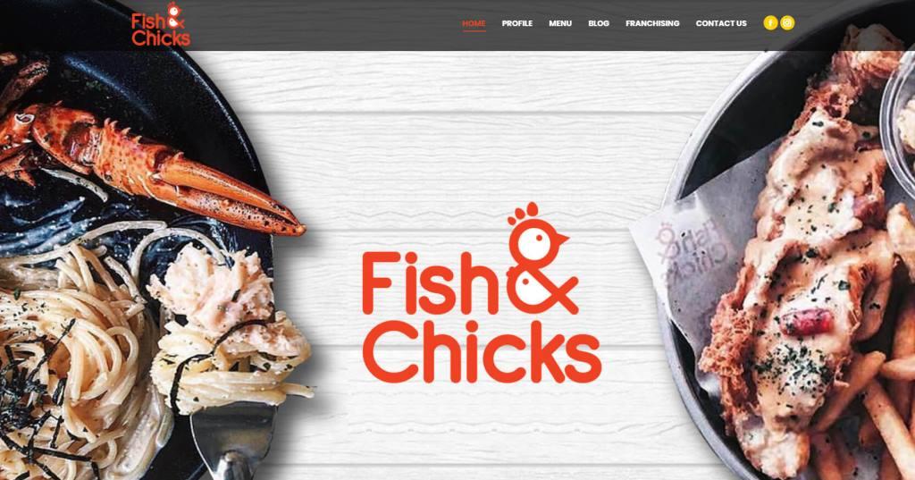 Fish n Chicks Top Western Food Restaurants in Singapore