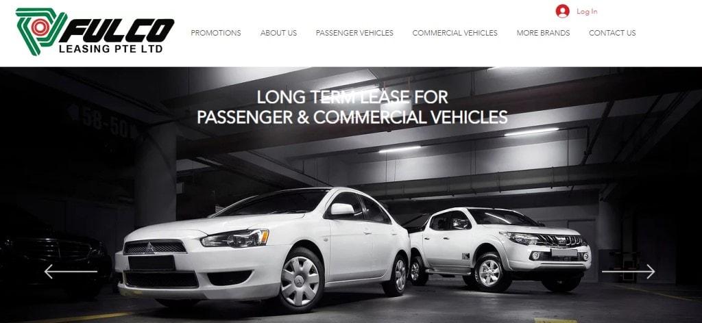 Fulco Leasing Top Car Leasing Companies in Singapore