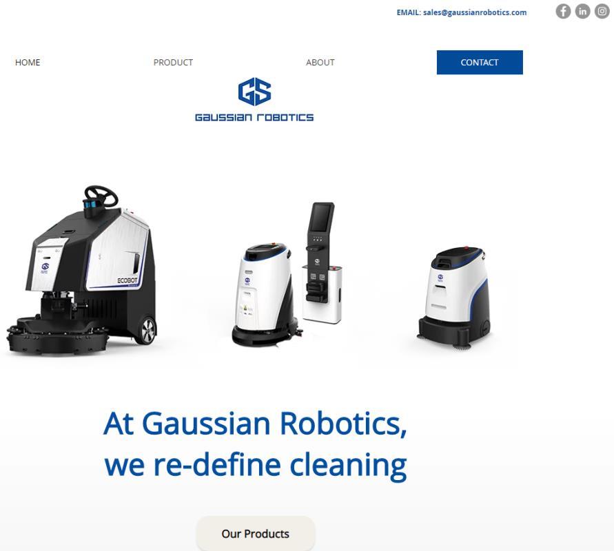 Gaussian Robotics Top Robotics Companies in Singapore