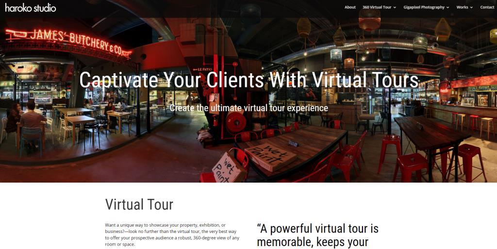 Haroko Top Virtual Reality Providers in Singapore