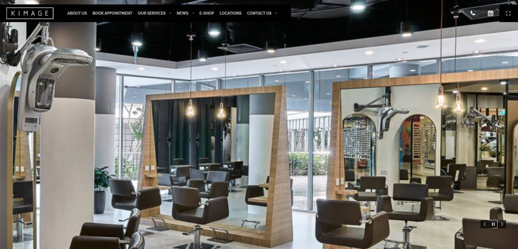 K Image Top Hair Colouring Salons in Singapore