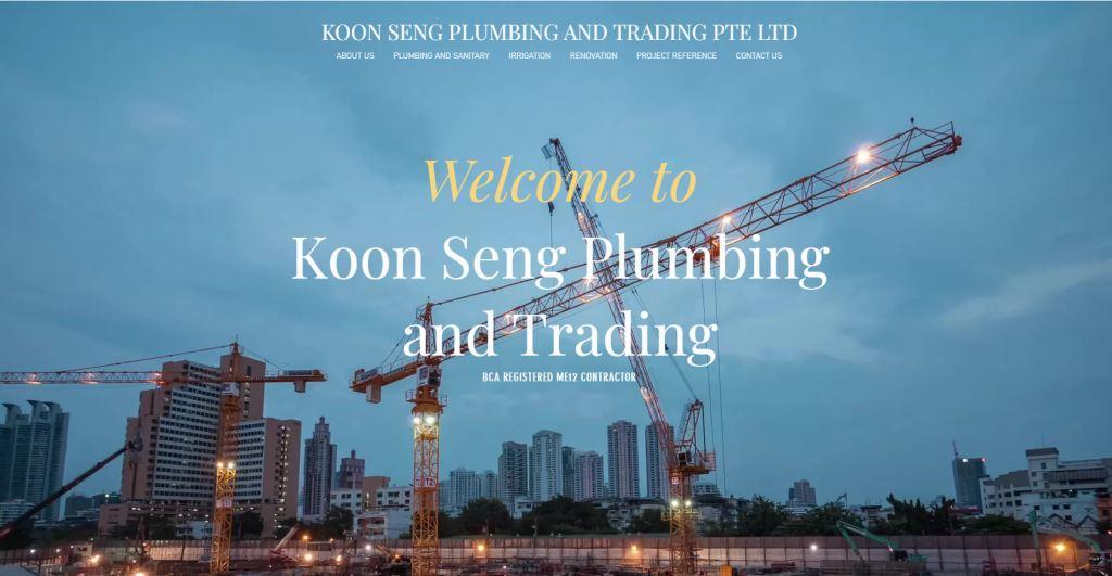 Koon Seng Top Toilet Renovation Services in Singapore