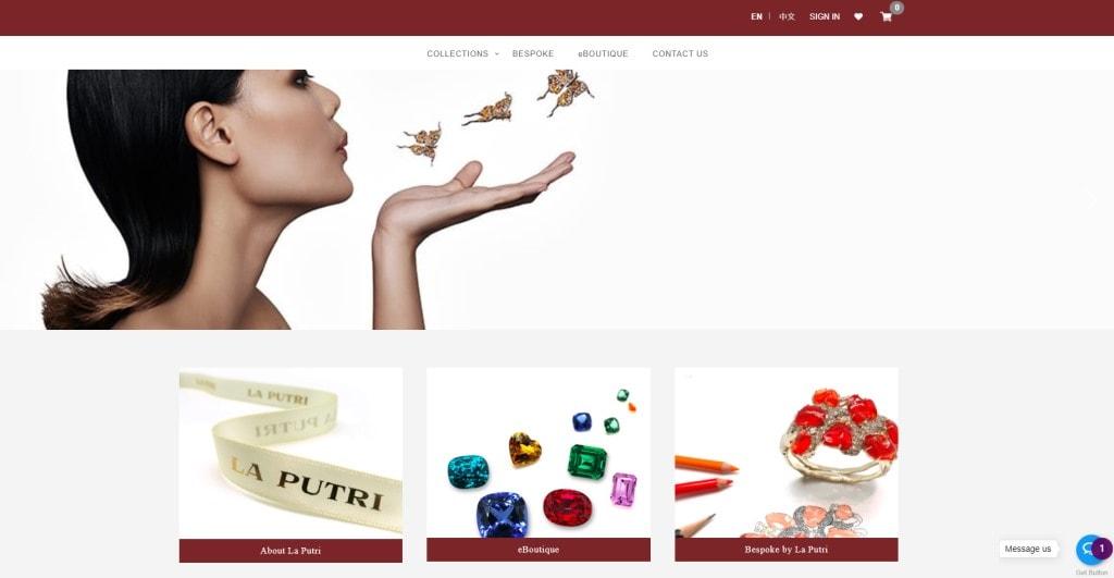 La Putri Top Custom Ring Stores in Singapore