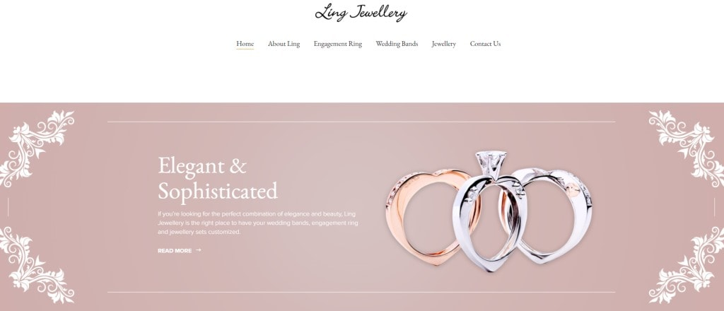 Ling Jewellery Top Custom Ring Stores in Singapore