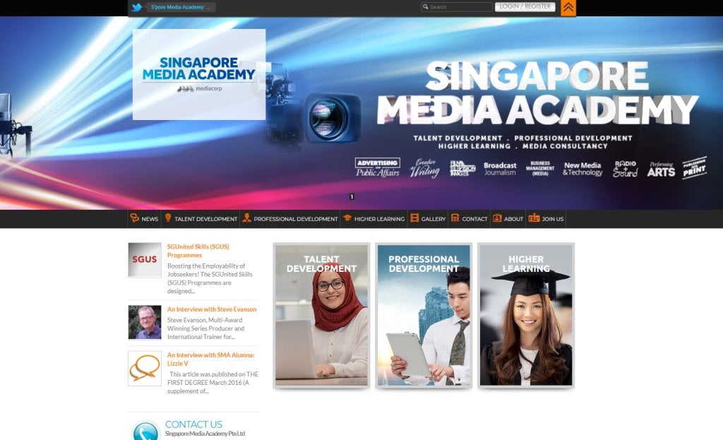 Media Academy Top Online Courses with Certificates in Singapore