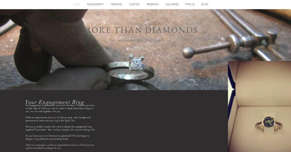 More Than Diamonds Top Custom Jewellery Stores in Singapore