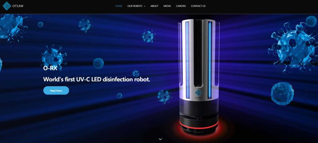 OTSAW Top Robotics Companies in Singapore