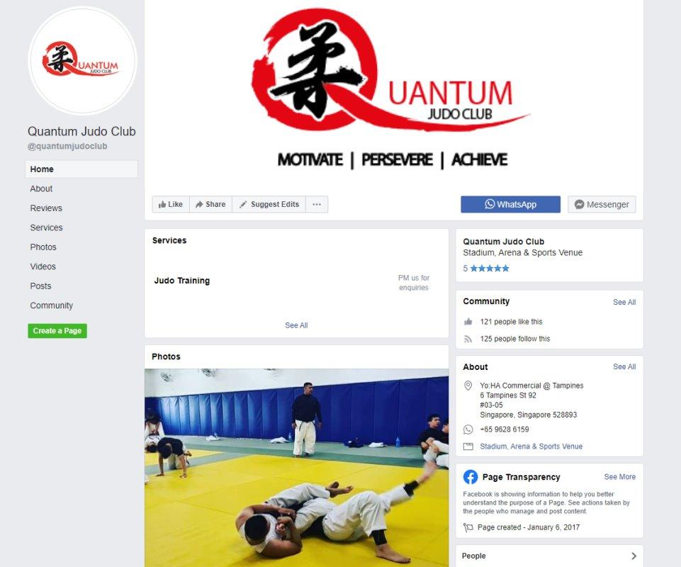 Quantum Judo Club Top Judo Gyms and Classes in Singapore