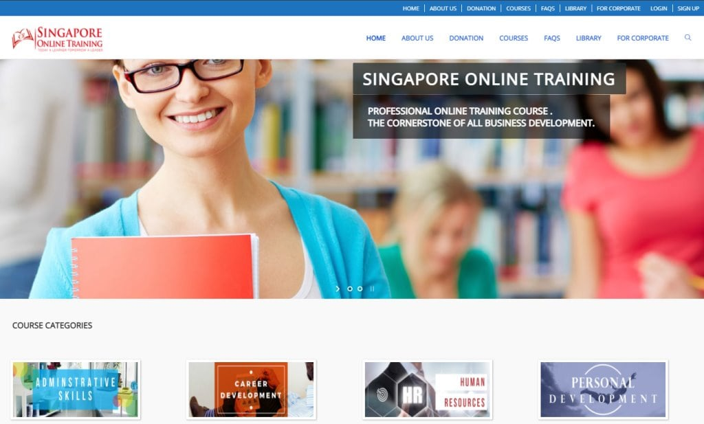 Singapore Online Training Top Online Courses with Certificates in Singapore