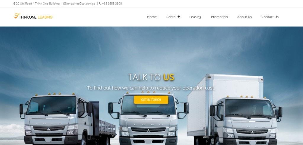 ThinkOne Leasing Top Car Leasing Companies in Singapore