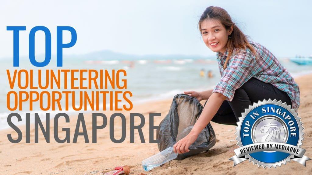 Top Volunteering Opportunities in Singapore