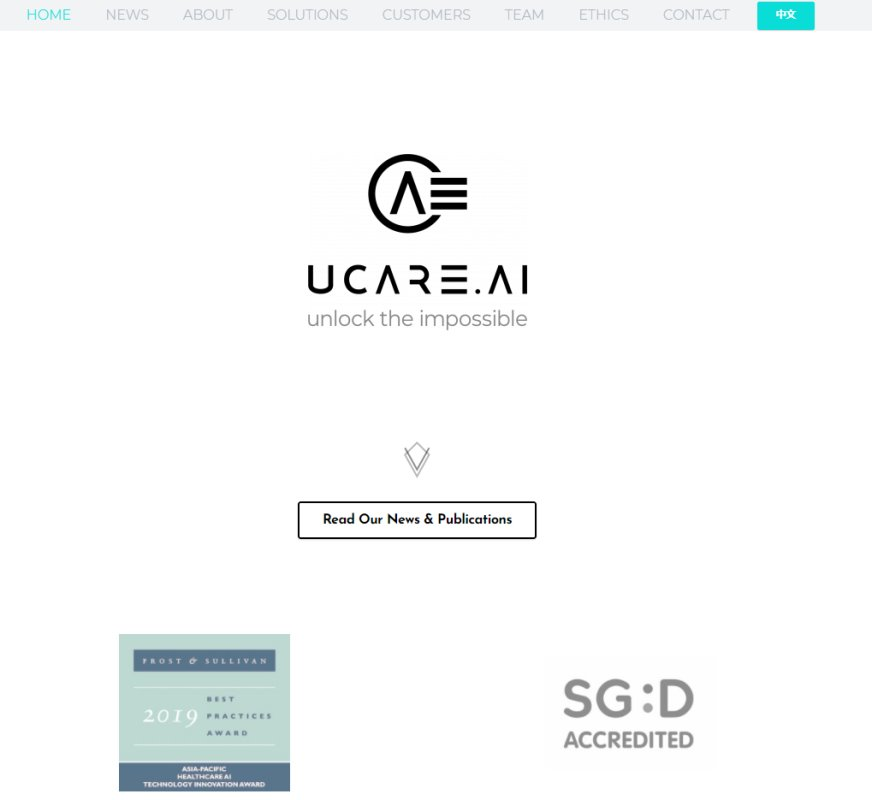 UCare AI Top Artificial Intelligence providers in Singapore