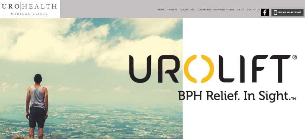 Urology Singapore Top Urologists in Singapore