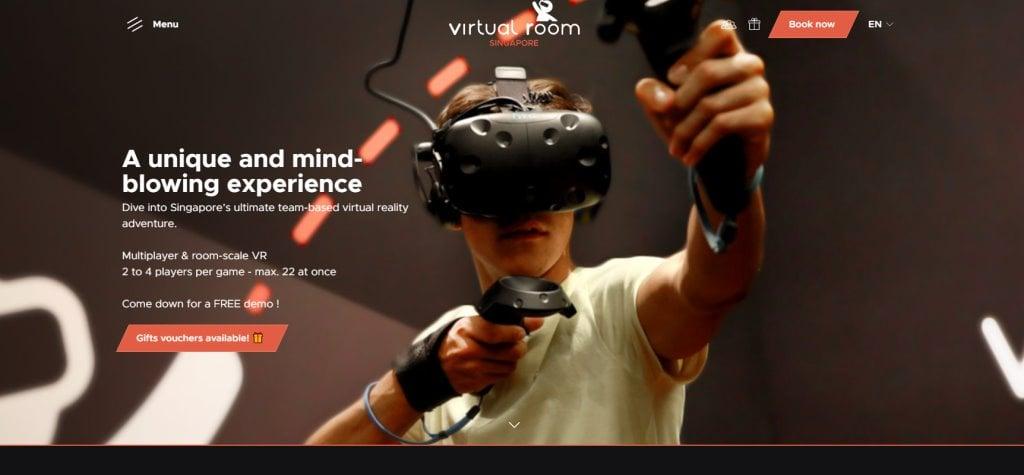 Virtual Room Singapore Top Virtual Reality Providers in Singapore