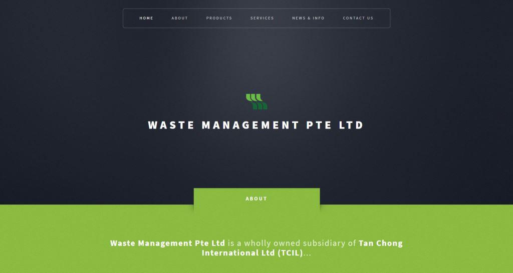 Waste Management Pte Ltd Top Waste Management Services in Singapore