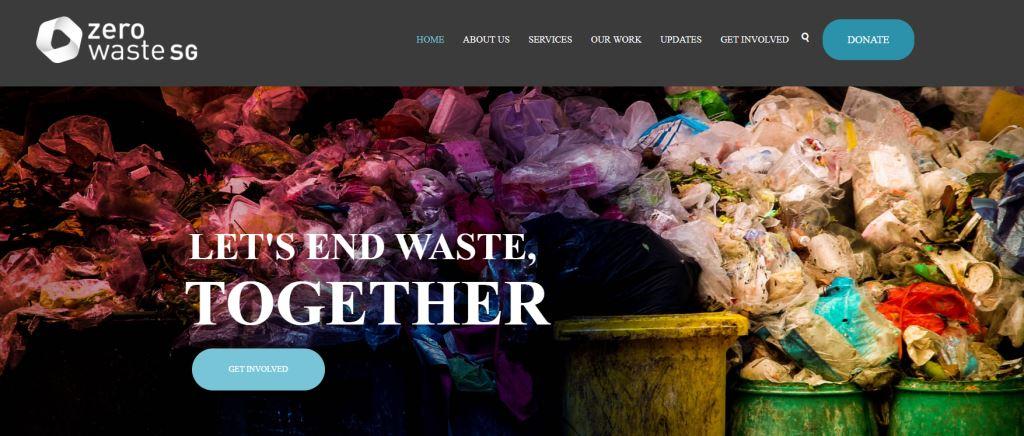 Zero Waste SG Top Waste Management Services in Singapore