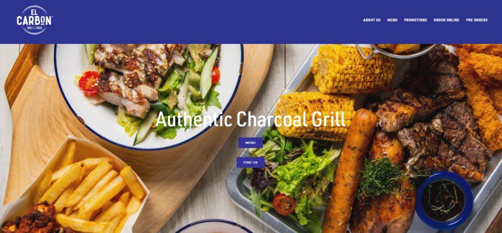 el Carbon Top Western Food Restaurants in Singapore