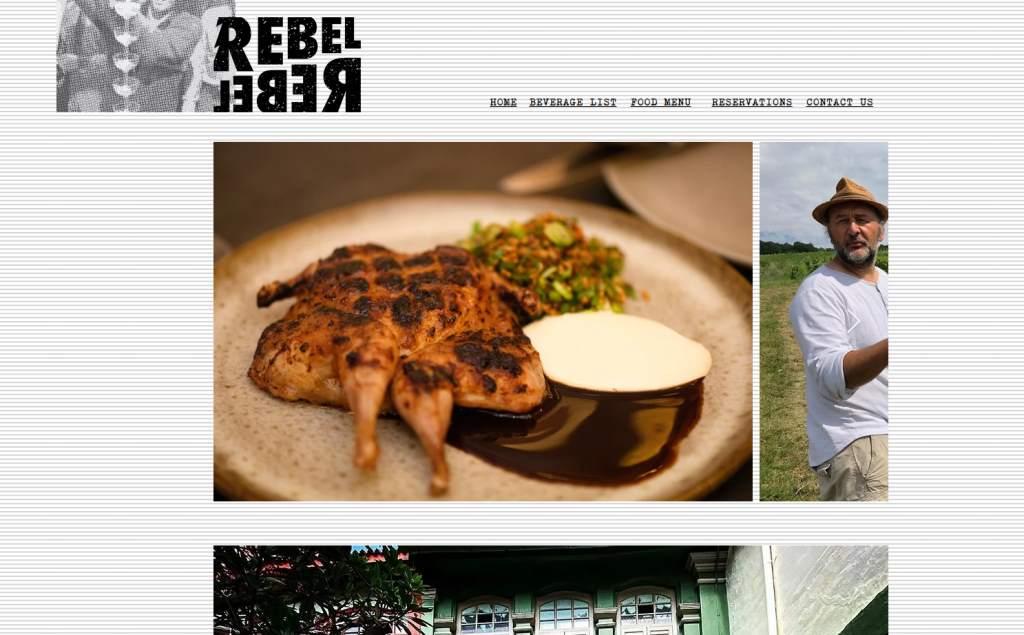 rebel rebel wine bar Top Western Food Restaurants in Singapore