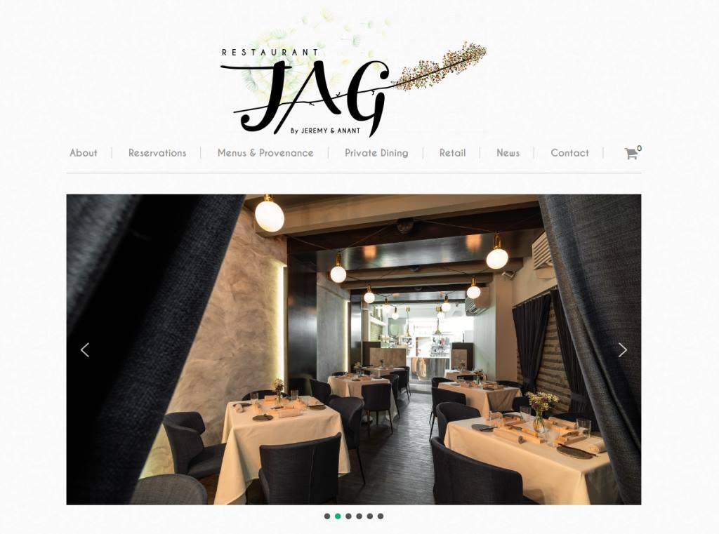 restaurant Jag Top Michelin Featured Restaurants in Singapore