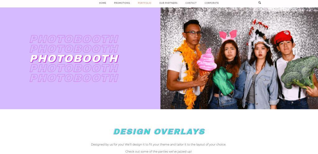 senica photos Top Wedding Photobooth Services in Singapore