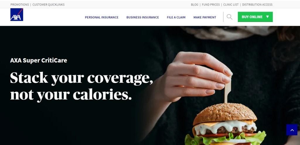 AXA Top Critical Illness Insurance Providers in Singapore