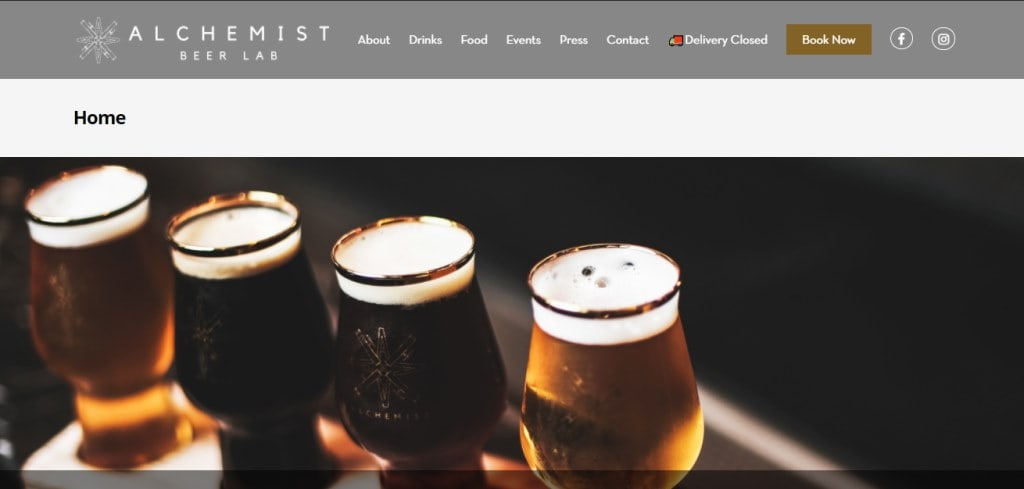 Alchemist Beer Lab Top Breweries in Singapore