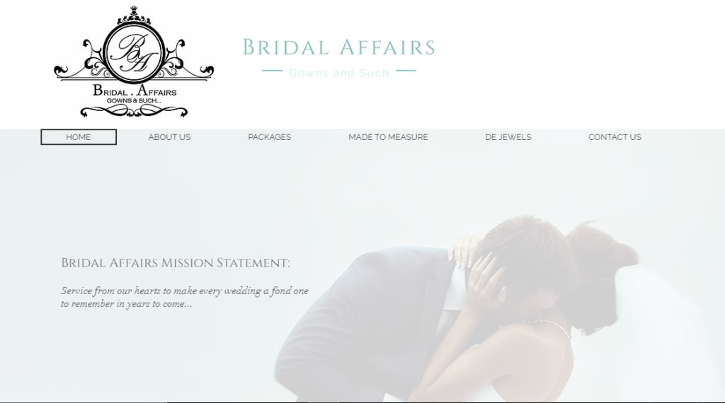 Bridal Affairs Top Bridal Services in Singapore