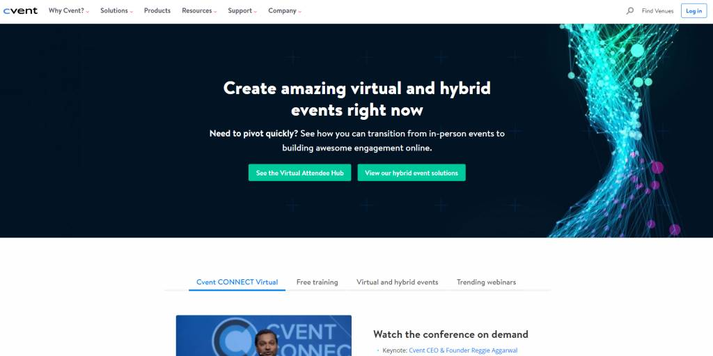 Cvent Top Webinar Service Providers in Singapore
