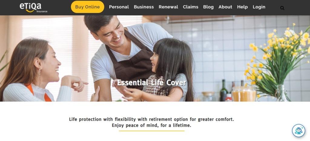 Etiqa Top Critical Illness Insurance Providers in Singapore