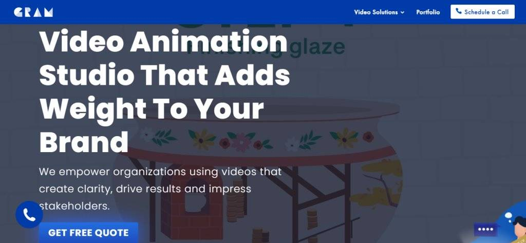 Gram Animation Top Video Editing Companies in Singapore