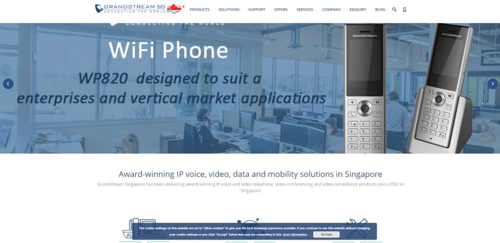 Grand Stream SG Top Webinar Service Providers in Singapore