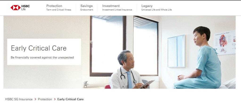 HSBC Top Critical Illness Insurance Providers in Singapore
