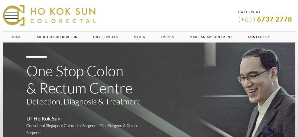 Ho Kuk Sun Top Colonoscopy Centres in Singapore