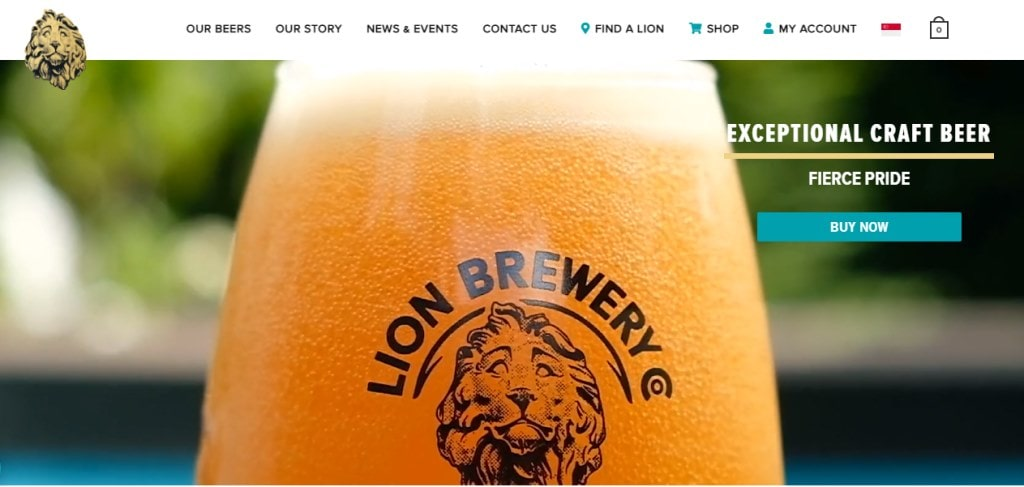 Lion Brewery Co Top Breweries in Singapore