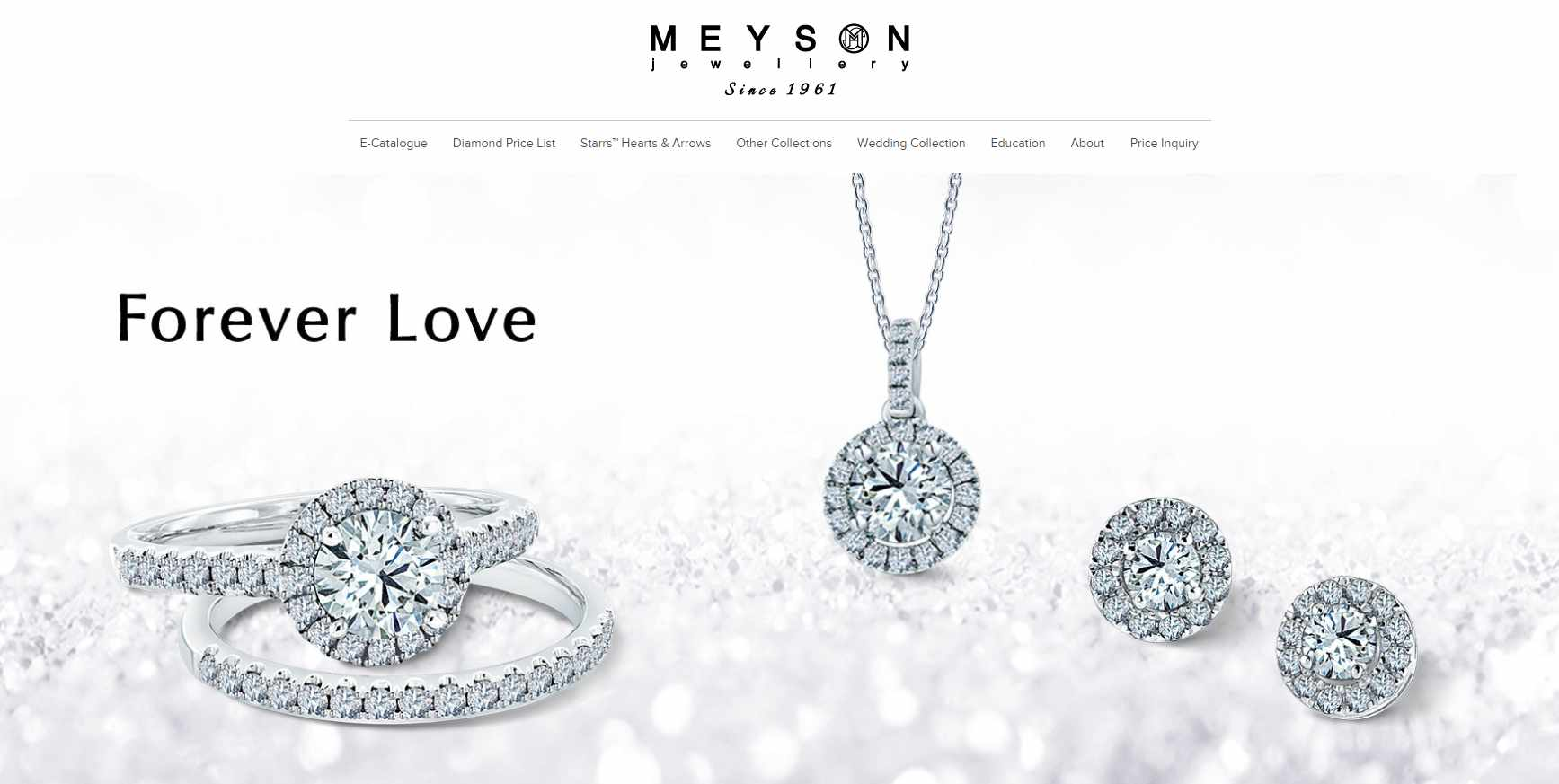 MEyson Top Jewellery Stores in Singapore.